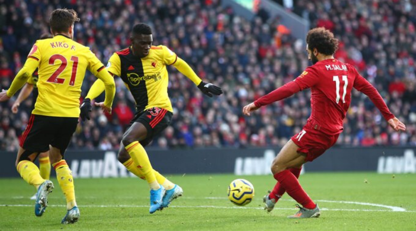WAT vs LIV Dream11 Prediction : Watford Vs Liverpool Best Dream 11 Team for Premier League 2019-20 Match