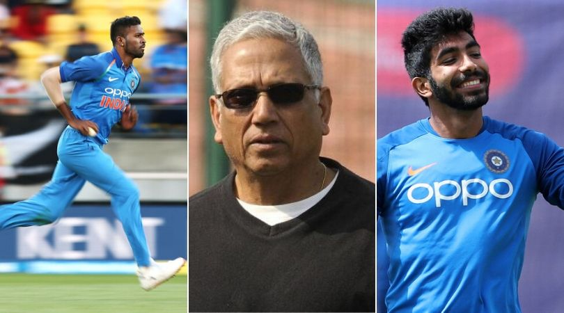 Mohinder Amarnath expresses concerns for Jasprit Bumrah and Hardik Pandya's comeback from back injury