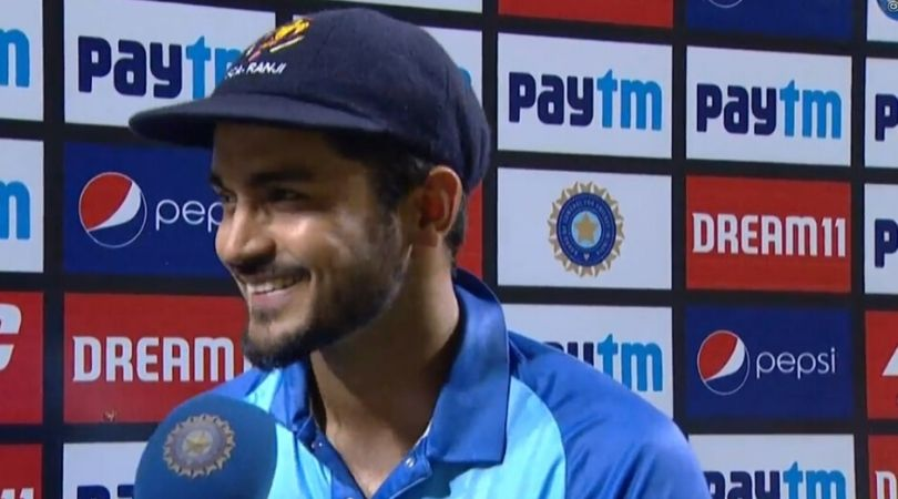 """""""Getting married tomorrow"""": Watch Manish Pandey shares excitement for big series after lifting Syed Mushtaq Ali Trophy 2019-20"""