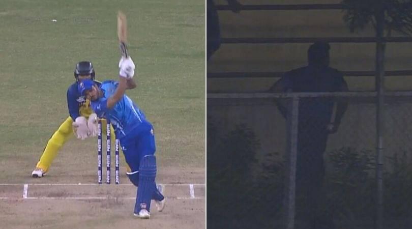 WATCH: Manish Pandey hits Murugan Ashwin out of stadium; fan runs away with ball in Syed Mushtaq Ali Trophy 2019-20