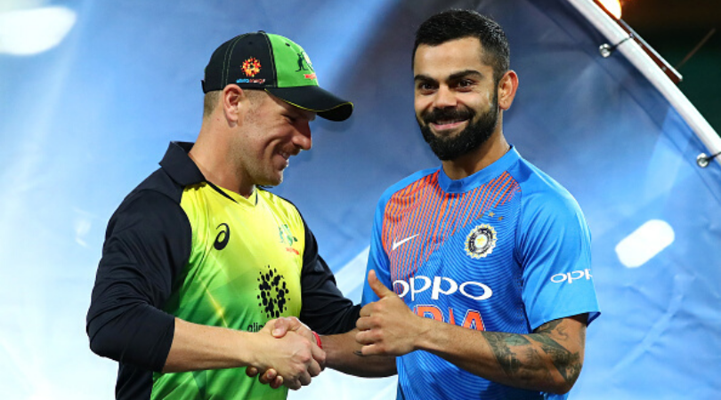 RCB respond to Tim Paine's banter from 2018 about Virat Kohli not liking Aaron Finch