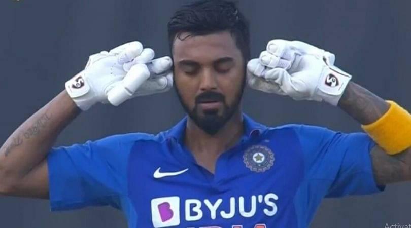 Twitter reactions on KL Rahul's third ODI century vs West Indies in Visakhapatnam