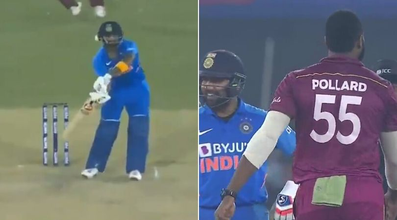 WATCH: KL Rahul pulls out of Keemo Paul delivery; umpire signals controversial dead-ball in Cuttack