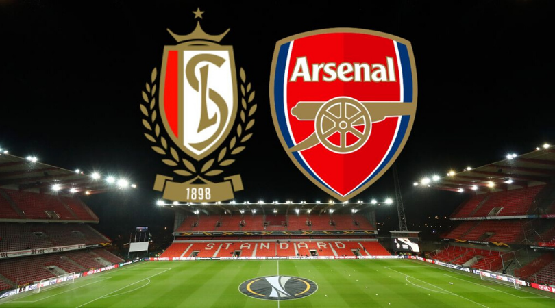 STL Vs ARS Dream11 Match Prediction STL Vs ARS Dream11 Team Standard Liege Vs Arsenal Best Dream 11 team for Europa League 2019-20 Match