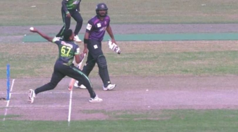 WATCH: Krishmar Santokie bowls huge no-ball vs Chattogram Challengers in BPL 2019-20