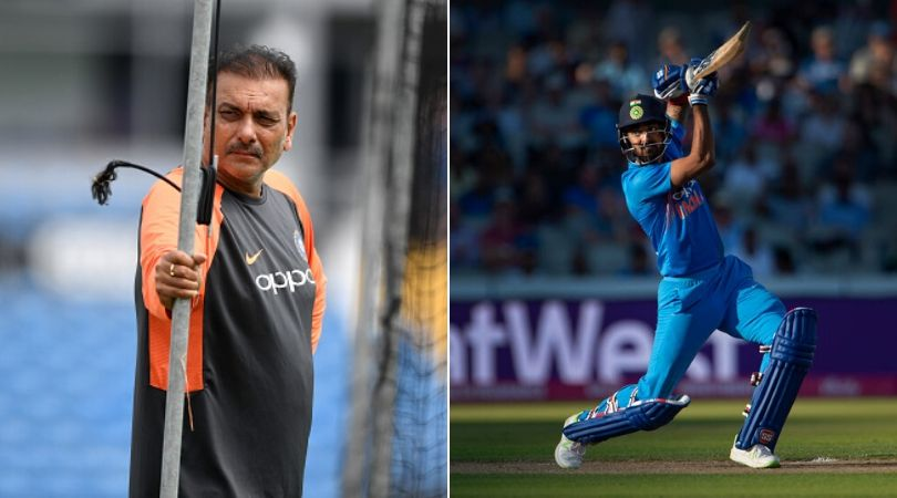 KL Rahul wicket-keeping: Ravi Shastri up for Rahul keeping wickets in T20 World Cup 2020