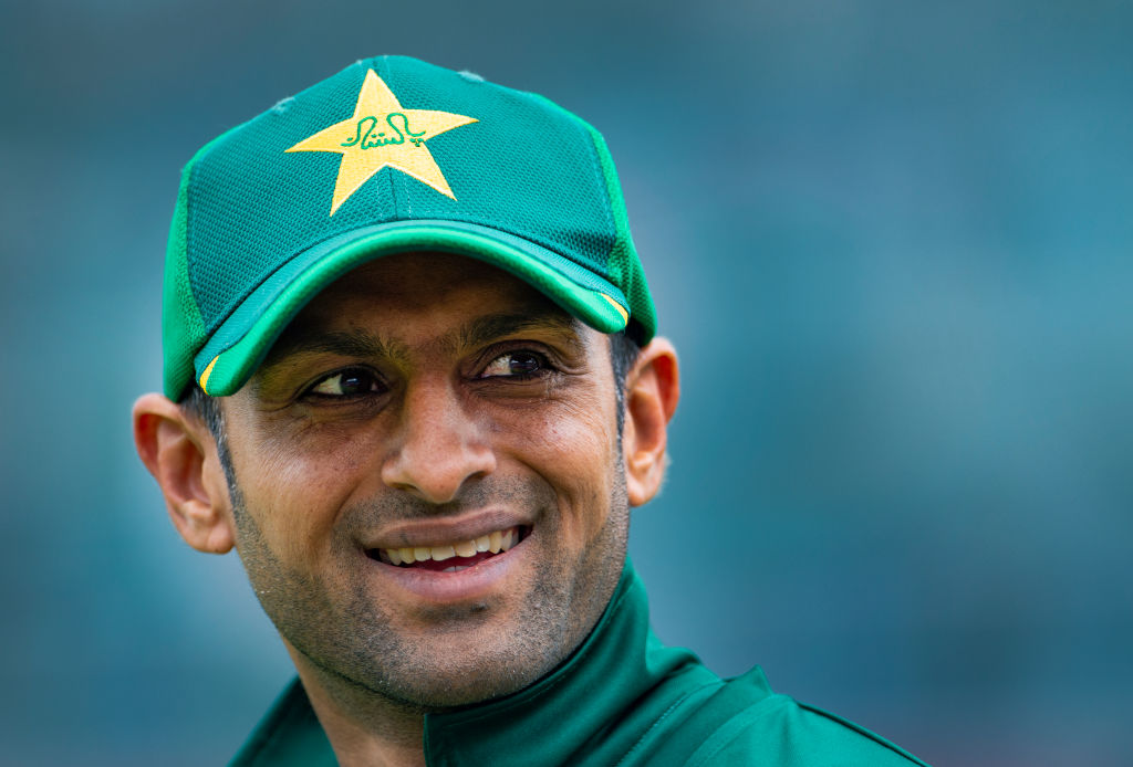 Shoaib Malik takes sly dig at Indian team in 'Merry Christmas' post