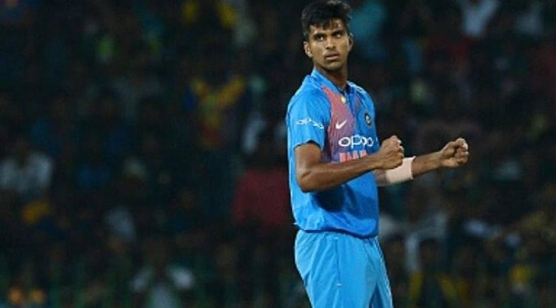 Twitter reactions on Washington Sundar's upsetting day on the field in Hyderabad T20I