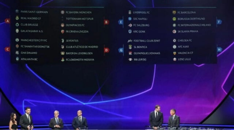 uefa champions league round of 16 draw date time telecast details and schedule the sportsrush uefa champions league round of 16 draw