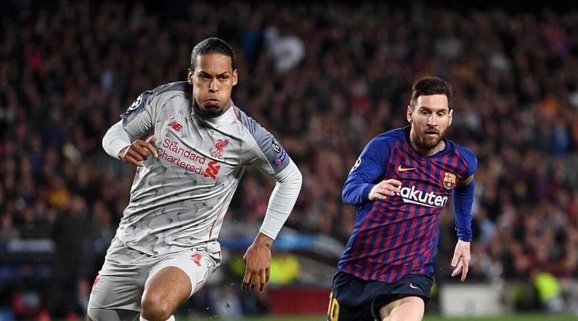 Virgil Van Dijk speaks on possibility of Lionel Messi winning Ballon D'or
