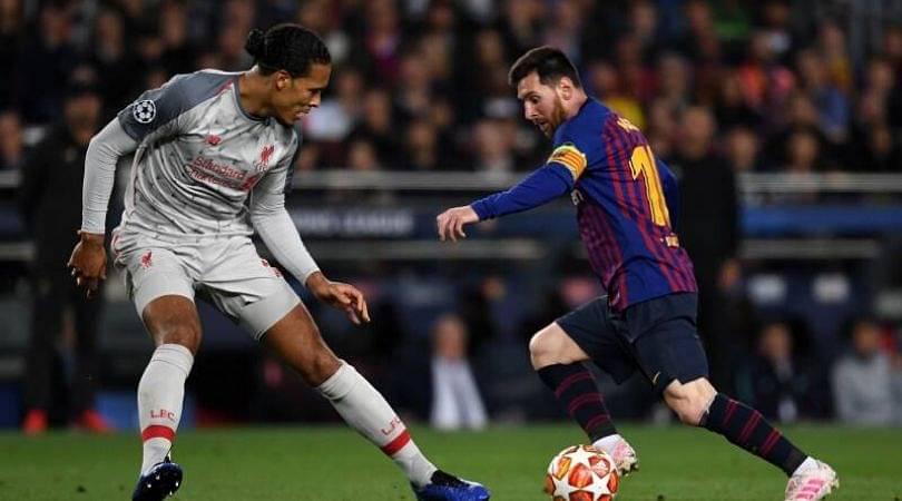 Messi Ballon dor 2019: 3 reasons why Lionel Messi should win Ballon D'or ahead of Virgil Van Dijk