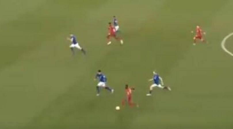 Sadio Mane gives sets Divock Origi with probable assist of the season