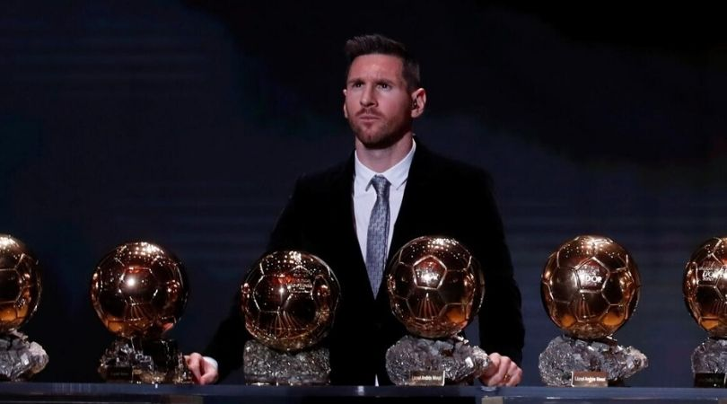 Video compilation of Lionel Messi on internet tries to suggest why Messi deserves 6th Ballon D'or