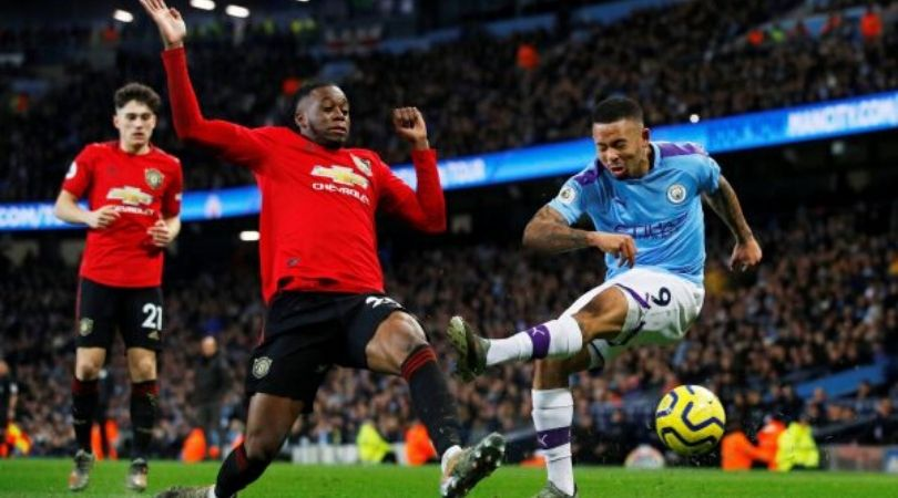Aaron Wan Bissaka's performance against Manchester City compels pundits to praise him