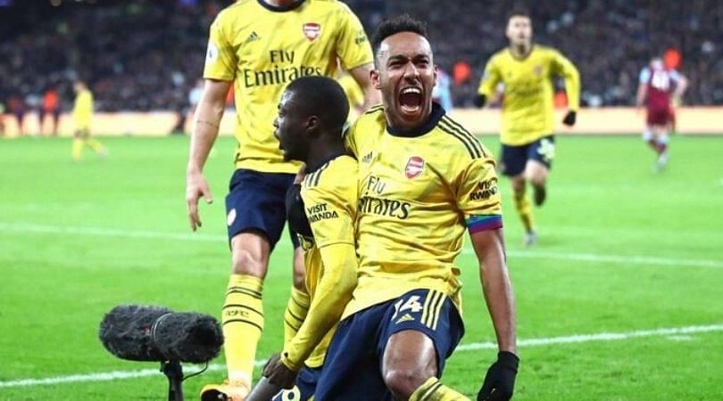 Nicolas Pepe goal Vs West Ham: Watch Pepe score to mark comeback against West Ham
