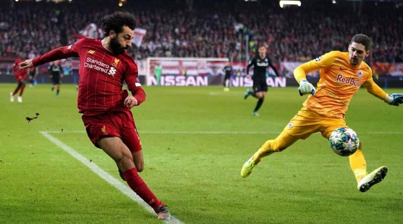 Mohamed Salah goal Vs Salzburg: Egyptian star scores 2nd goal with sublime finish to secure Liverpool's qualification