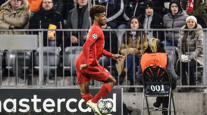 Kingsley Coman Injury: Bayern Munich player leaves pitch with shocking injury during Champions League game against Spurs