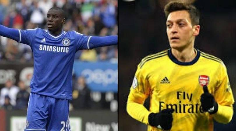 Demba Ba criticizes Arsenal's action over Mesut Ozil's remark on Uighur Muslims' plight in China