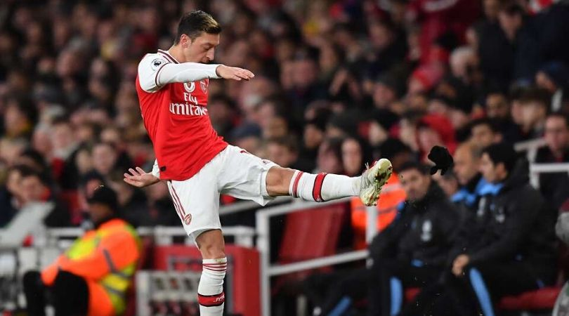 Mesut Ozil Demands 68 Million Pounds Per Week From Arsenal Till 2023 To Exit The Club