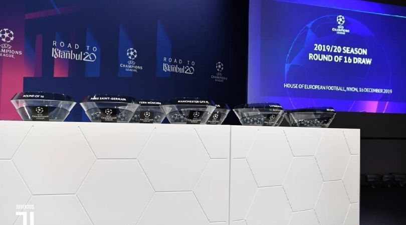UEFA Champions League Round of 16 Draw and Matches Schedule