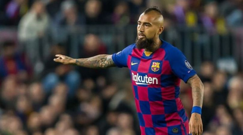 Barcelona midfielder fumes out of training after speculated El Clasico snub