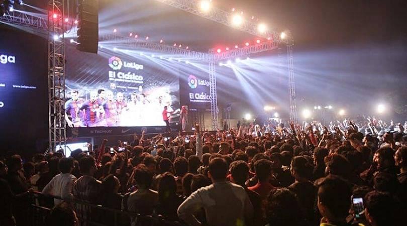 El Clasico Screening Delhi, Mumbai, Chennai: List of places to organize El Clasico screenings in mega cities of India