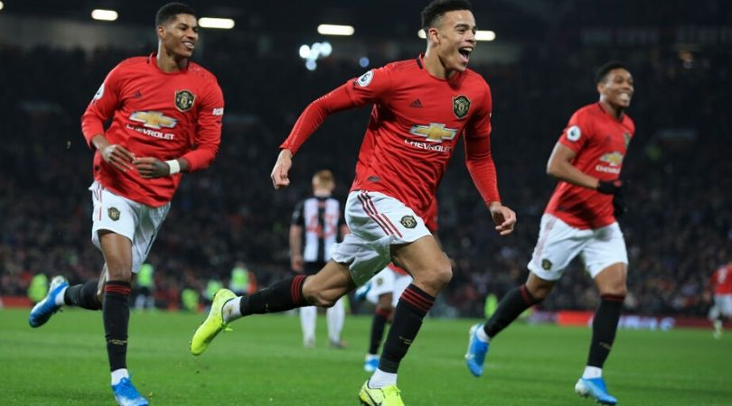 Mason Greenwood goal Vs Newcastle United: Watch Manchester United youngster score tremendous shot goal