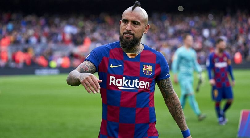 Arturo Vidal Barcelona Feud: Chilean midfielder forces way out of Barcelona with lawsuit amidst talks with Inter Milan