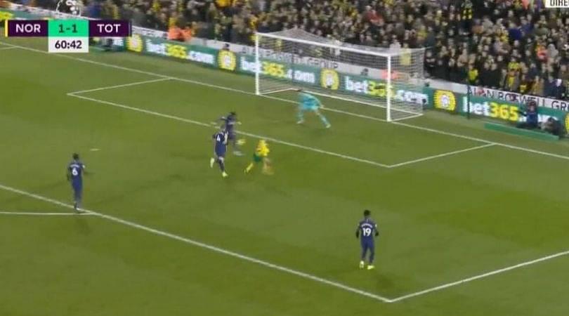 Serge Aurier's dramatic own goal causes havoc for Tottenham Hotspur