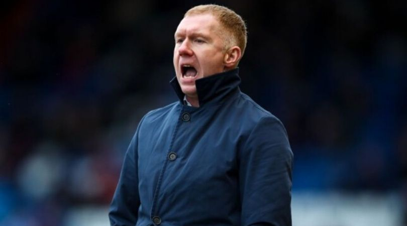 Paul Scholes shockingly calls Manchester United's frontline as good as any in Europe