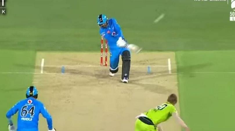Rashid Khan scores 40 runs in just 18 balls, shows blistering form