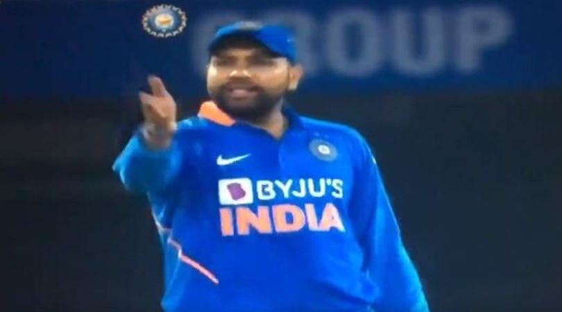 'Abey idhar de na Bhe*ch**' Rohit Sharma abuses Rishabh Pant for after missing simple run out dismissal