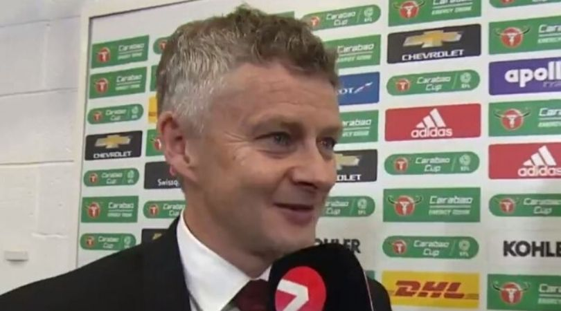 Manchester United Transfer News: Ole Solskjaer clarifies to reports claiming Erling haaland flying over Manchester