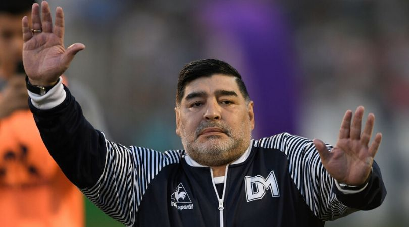 Diego Maradona claims to be abducted by UFO and lost his his virginity at age of 13