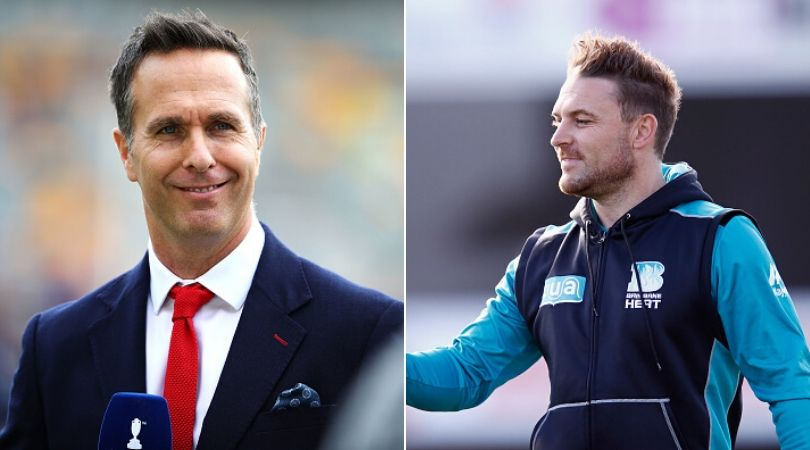 Brendon McCullum responds to Michael Vaughan speaking against New Zealand's performance in Australia