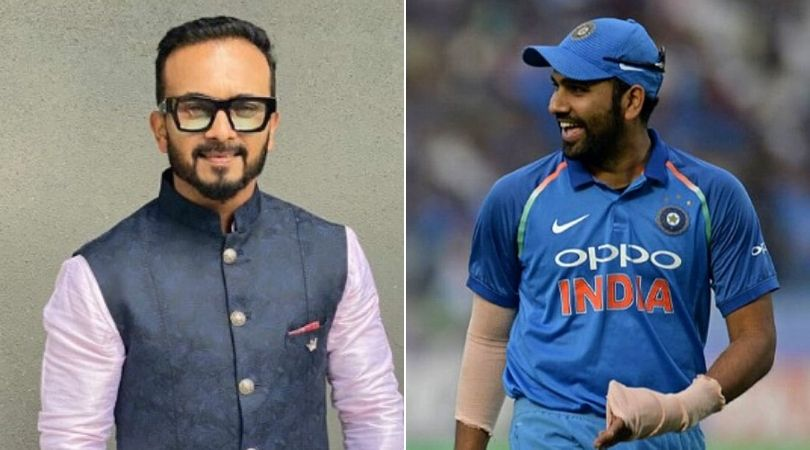 """Zeher Bhai Zeher"": Rohit Sharma posts hilarious comment on Kedar Jadhav's ""authentic"" post"