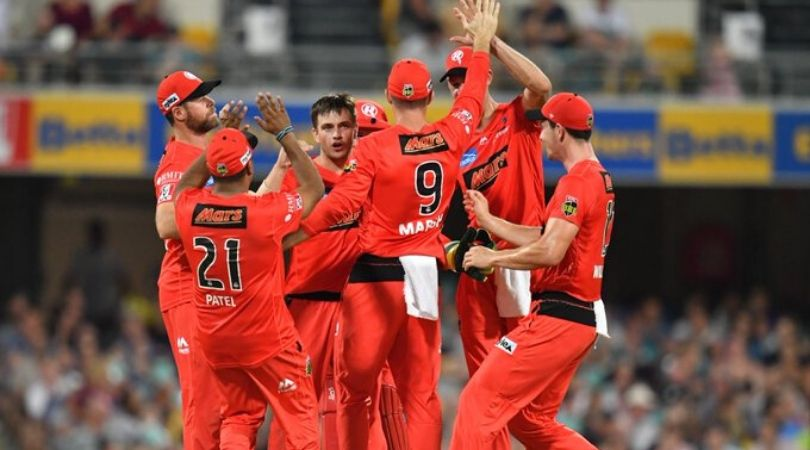 WATCH: Brisbane Heat lose 10 wickets for 36 runs in horrible batting collapse vs Melbourne Renegades