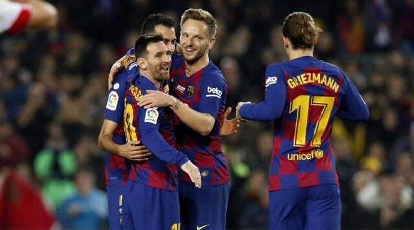 ESL vs BAR Dream11 Prediction: Espanyol vs Barcelona Best Dream11 Team for today's La Liga match