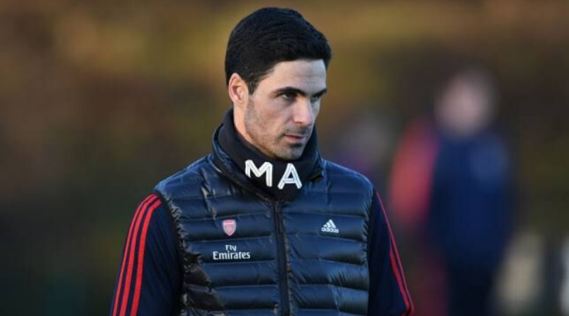 Arsenal transfer news Gunners set to announce first signing under Mikel Arteta