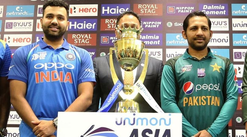 ACC replies on Pakistan hosting Asia Cup 2020 amidst rumours of India skipping the tournament
