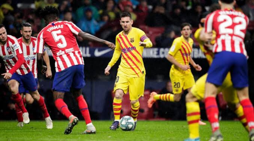 BAR vs ATL Dream11 Prediction : Barcelona Vs Atletico Madrid Best Dream 11 Team for La Liga 2019-20 Match