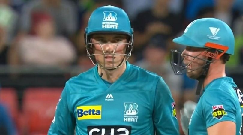 WATCH: Tom Banton takes on Arjun Nair; hits five consecutive sixes in BBL 2019-20