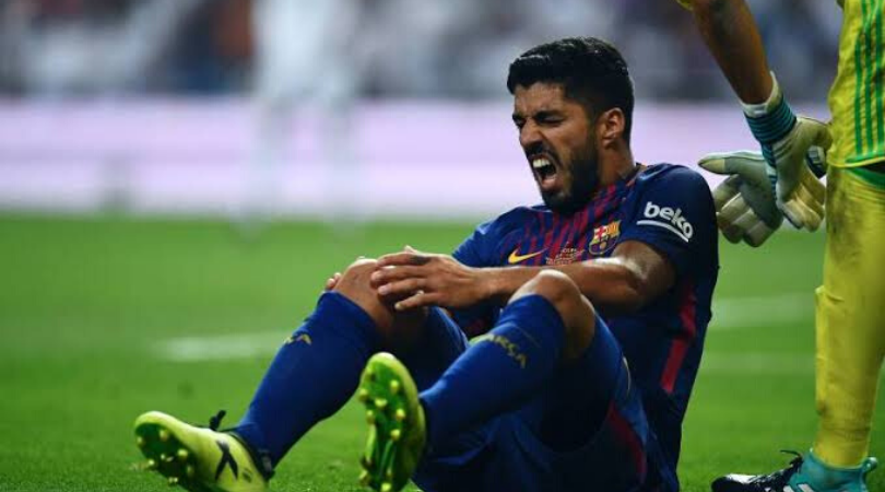 Barcelona Transfer News 5-man shortlist to replace Luis Suarez revealed