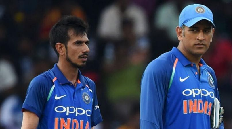 """""""We miss him a lot"""": Yuzvendra Chahal reveals MS Dhoni's preferred seat in team bus"""
