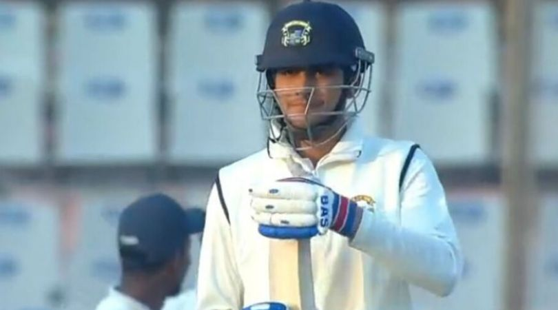 Shubman Gill abuses umpire in Ranji Trophy before Delhi players walk-off the ground in Mohali