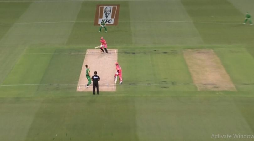 Moises Henriques dismissal vs Stars: Watch Adam Zampa's catch at short fine-leg sparks controversy in BBL qualifier