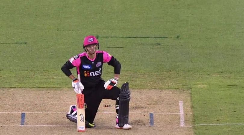 WATCH: Tom Andrews' ankle-length delivery dismisses Josh Philippe in Big Bash League 2019