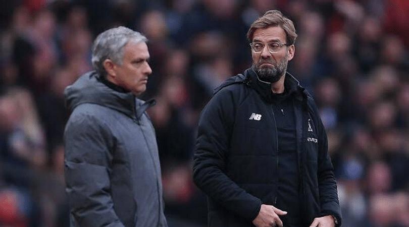 Jurgen Klopp hilariously asks journalists to google Jose Mourinho's playing position ahead of Tottenham vs Liverpool