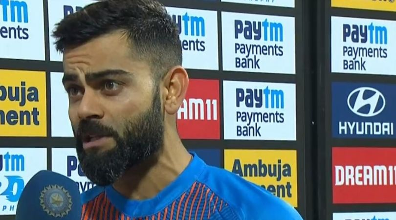 """Virat Kohli hints at uncapped bowler being """"surprise package"""" in ICC T20 World Cup 2020"""