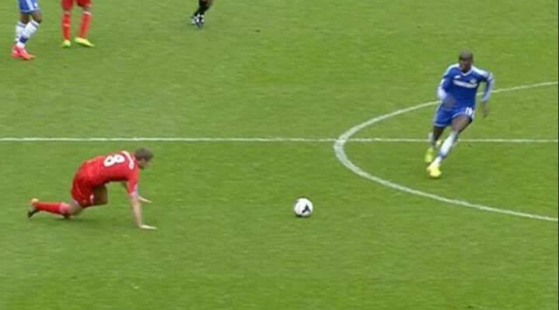 Liverpool legend Steven Gerrard opens up on the slip vs Chelsea that cost them the Premier League in 2014